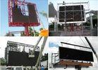 Outside Outdoor SMD LED Screen Rental 2R1G1B Seamless Splicing Long Lifespan